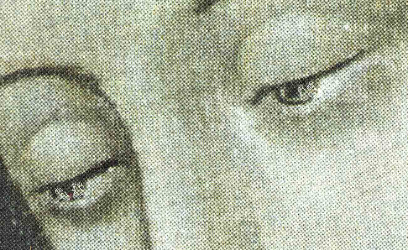 The Eyes of Our Lady of Guadalupe